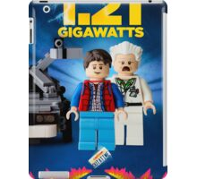 Lego Back To The Future -  Marty McFly iPad Case/Skin