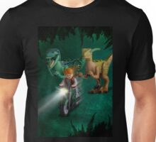 Lego Jurassic World Unisex T-Shirt