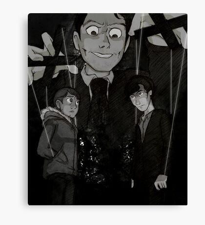 Gottle O' Geer Canvas Print