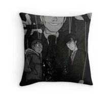 Gottle O' Geer Throw Pillow
