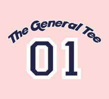 General Lee Kids Tee