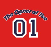 General Lee One Piece - Short Sleeve