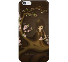 Tree Girl iPhone Case/Skin