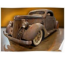 Custom Coupe Poster