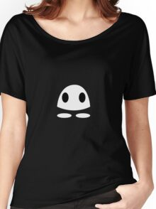 White Goomba Women's Relaxed Fit T-Shirt