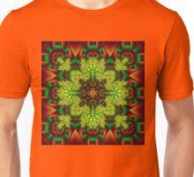 Krazy Kaleidoscope 1017 Unisex T-Shirt