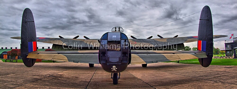 On The Tarmac - Just Jane - HDR by Colin  Williams Photography