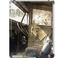 Into Trucks iPad Case/Skin