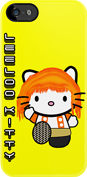 Leeloo Kitty by Anthony Pipitone