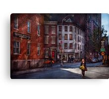 New York - City - Greenwich Village - Northern Dispensary  Canvas Print
