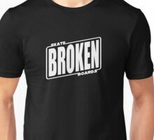 Star Wars Broken Logo Tshirt Unisex T-Shirt