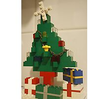 Lego Tree Photographic Print