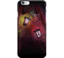 catch me if I fall iPhone Case/Skin