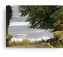 Donegal Peace  Lough Eske- Donegal Ireland Canvas Print