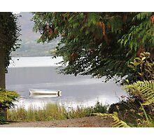 Donegal Peace  Lough Eske- Donegal Ireland Photographic Print