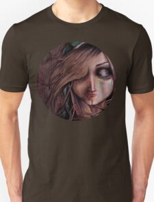 Disturbance of the pain-sensitive structures in my head Unisex T-Shirt