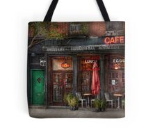 New York - Store - Greenwich Village - Sweet Life Cafe Tote Bag