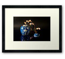 Jinger Jar Framed Print