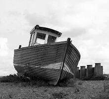 boat by Penny Rumbelow