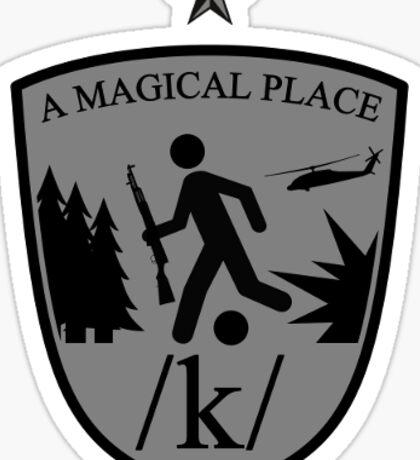 /k/ - Weapons Sticker