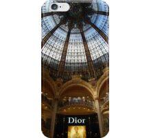 Galerie Lafayette iPhone Case/Skin