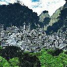 Fantasy village 1 by alaskaman53