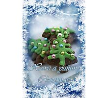 Yummy Christmas Photographic Print