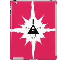 Bill Cipher & the End of the World iPad Case/Skin