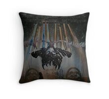 Danzig Live  Throw Pillow