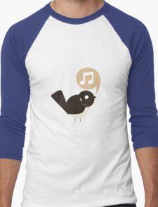 SweetyBird - shufflebird Men's Baseball ¾ T-Shirt