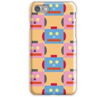 Toy robots iPhone Case/Skin