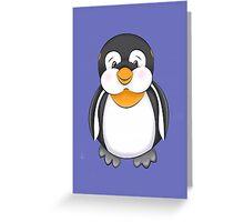 Cute Little Penguin Greeting Card
