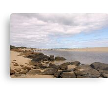 Mouth of the Margaret River  Metal Print