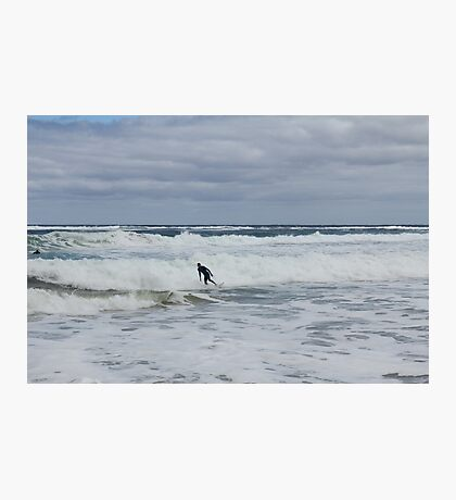 Gone Surfing Photographic Print