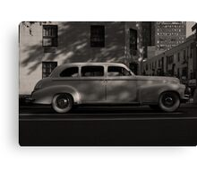 Cars 7 Canvas Print