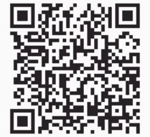 QR Code Quote - Technology Has Exceeded Our Humanity Kids Tee