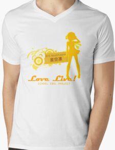Love Live! - Rin Hoshizora Mens V-Neck T-Shirt