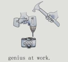 genuis at work by Shane Kark