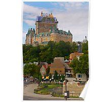 Vieux Quebec Poster