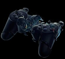 Playstation Controller by SALSAMAN