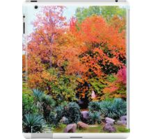 Colourful autumn landscape iPad Case/Skin