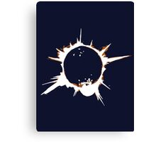 Heroes Eclipse  Canvas Print