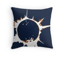 Heroes Eclipse  Throw Pillow