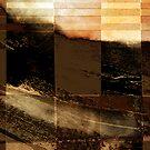 ridge view... through a split screen of improbability by banrai