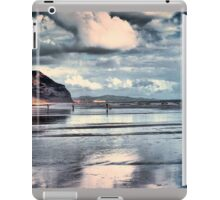 Low Tide at Charmouth iPad Case/Skin