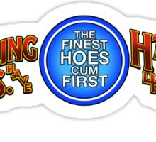Ding-A-Ling Bros. Sticker