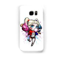 Crazy Bat Girl Samsung Galaxy Case/Skin