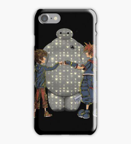 Kingdom friends iPhone Case/Skin