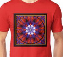 Krazy Kaleidoscope 1021 Unisex T-Shirt
