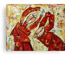 """""""Magic dance""""  Canvas Print"""
